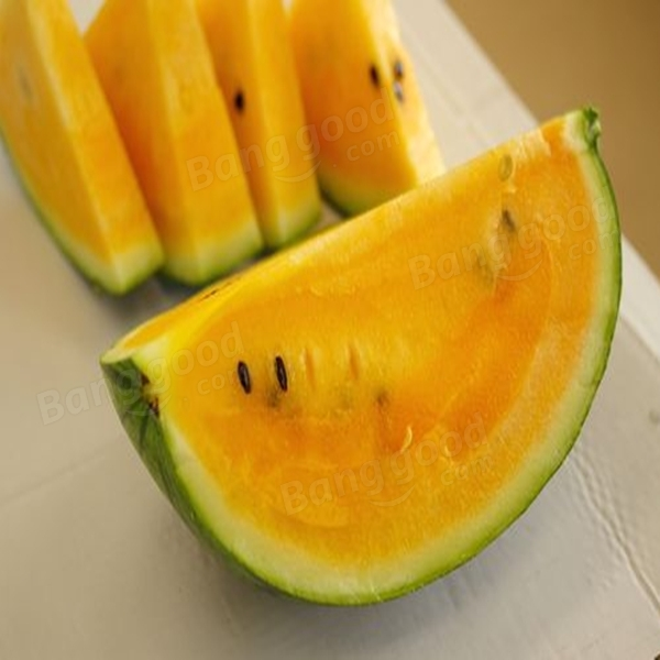 10PCS 6 Colors Rare Watermelon Seeds Delicious Fruit Seed ...