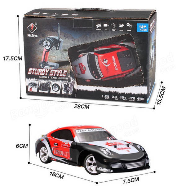 Wltoys Brushed Rc Car Drift Car Sale Banggood Com