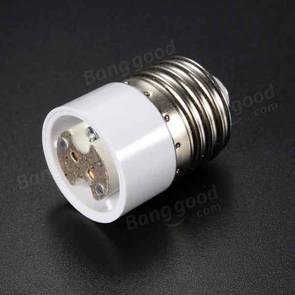 E27 To Mr16 Screw Led Light Lamp Bulb Holder Adapter